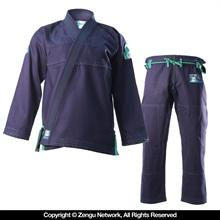 Inverted Gear Inverted Gear Bamboo Panda Navy Blue BJJ Gi